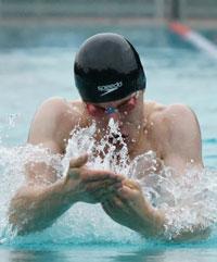 Schwimmer des Jahres 2011: Tobias Lange, Wasserfreunde Bielefeld