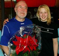 Klaus Völcker und Christine Schubert